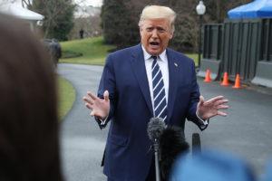 COVID-19 : C'est désormais officiel! Président Trump suspend la contribution américaine à l'OMS