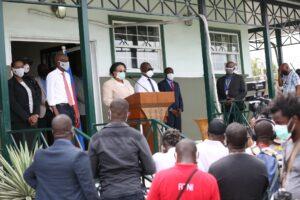 Coronavirus en Haiti: Le nouveau bilan au Covid-19 s'alourdit et se porte à 129