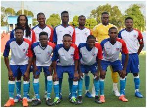Haiti Foot D1: L'Arcahaie fc continue de briller au Parc Saint-Yves