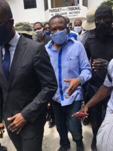 FOOT-JUSTICE: Le rendez-vous de Yves JEAN BART au parquet de la Croix des Bouquets renvoyé a huitaine