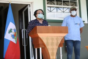 Haïti Coronavirus: 77 nouveaux cas de contamination en 24 heures