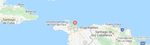Haïti Tremblement de terre: Des villes haïtiennes touchées par un séisme