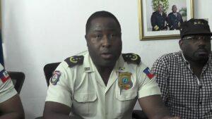 """Haïti PNH:"""" Mario Aubergiste prend les rênes de la DCPA"""""""