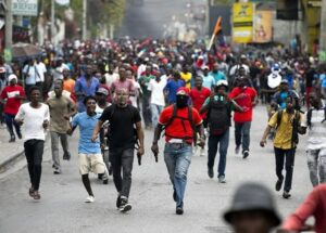 Manifestations violentes à Port-au-Prince: Le MJSP condamne et lance un appel au calme