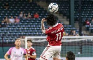 Ronaldo Damus élu joueur de la semaine en USL League One