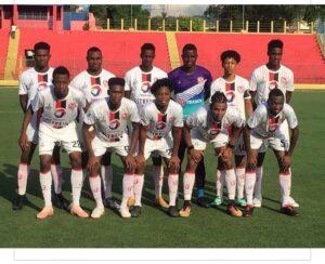 Haïti Championnat National D1:Real Hope FA s'impose en maître face aux Cosmopolites SC
