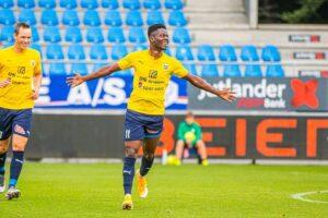 Foot-Danemark: l'IK Hobro s'impose (3-2) contre Fredericia