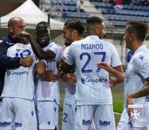France Football: AJ Auxerre prend 3 points précieux à domicile contre Troyes