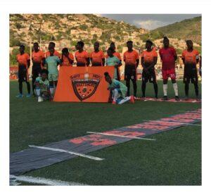 Haiti Football Championnat National D1:Enfin une victoire pour le Baltimore sportif club de Saint-Marc
