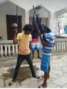 Haïti: Le privilège d'être un bon bandit: un métier prometteur