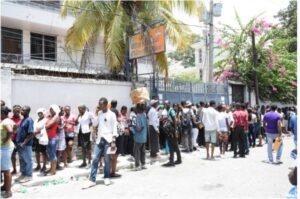 Haïti-Protestation: L'Office National d'Identification condamne l'attaque contre ses locaux