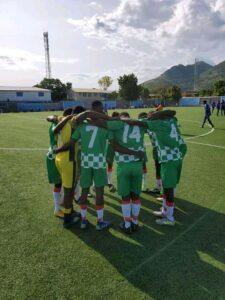 Haiti Football D2: Victoire de l'AS Dessalines face au Panthere Noir