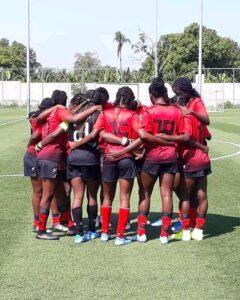 Football Haitien Feminin :Un troisième succès de rang pour l'Exafoot