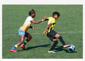 Report de la quatrième journée du championnat haïtien de football féminin
