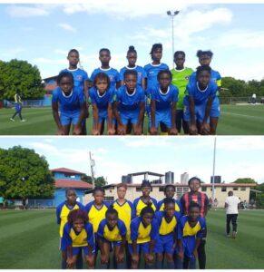 Haiti Football Feminin Championnat National D1: Camp 1 Nous et Amazones se quittent sur un partage