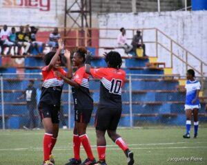 Football Feminin : Le Real Jongleuse renoue avec le succès contre l'AF Fort-Liberté