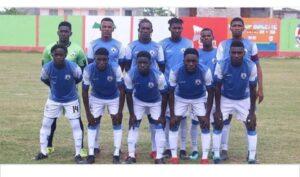 Sur tapis vert, la Juventus fc des Cayes bat le Ouanaminthe fc