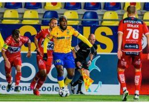 Football Belgique: Duckens Nazon et Sint-Truiden s'inclinent en terre Anversoise