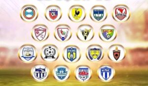 Football haitien D1: 10 joueurs suspendus pour la neuvième journée du CHFP