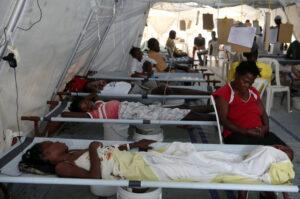 Plus de cas de choléra répertorié, 10 ans après, les séquelles sont encore présentes