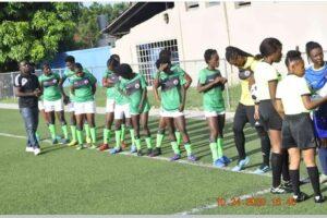 Haïti Football feminin D1: Aigle Brillant s'offre Amazones