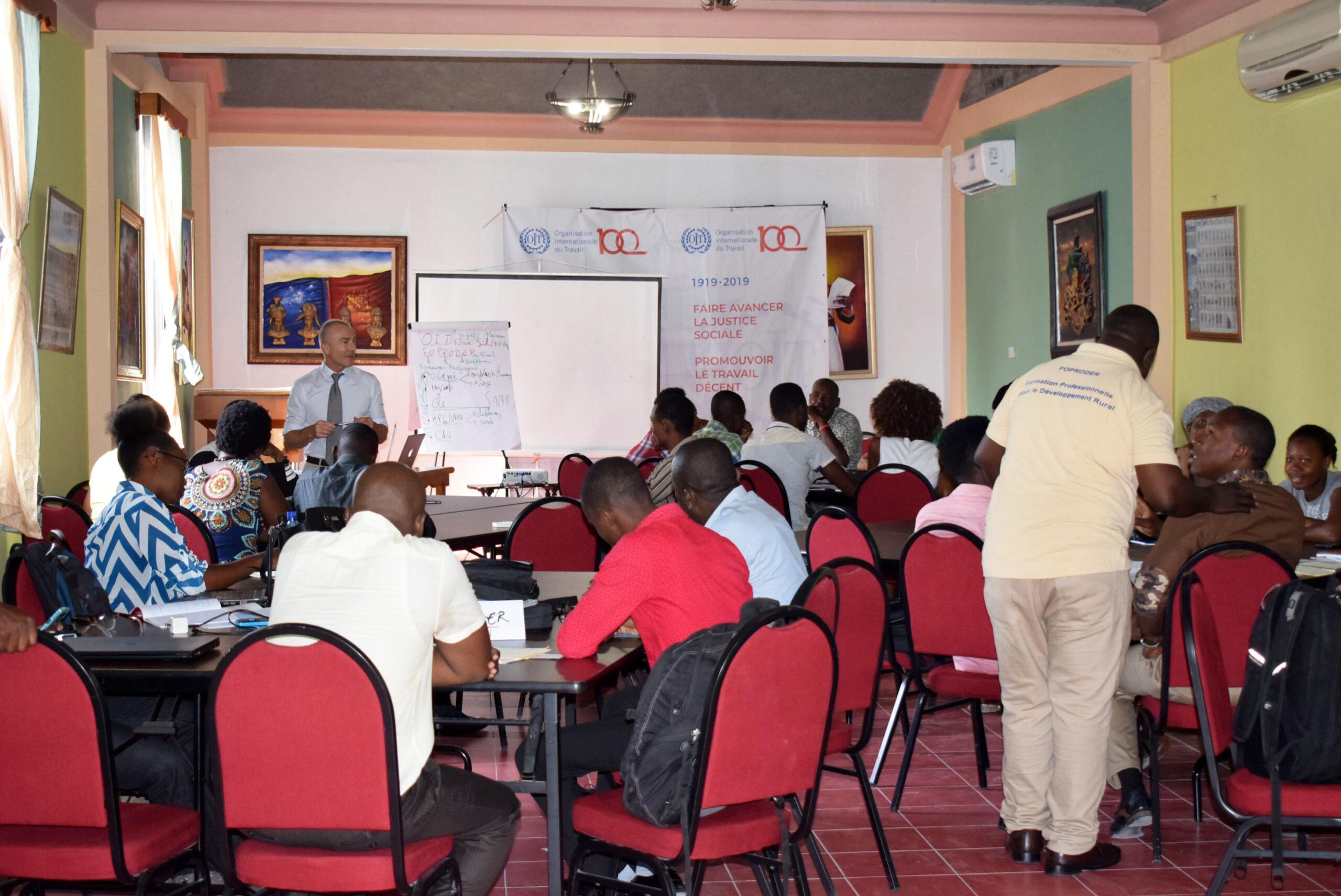 Haiti Economie: Jeunes créatifs, un autre regard pour réussir