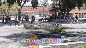 Réussite totale pour la première journée de grève à Port-au-Prince
