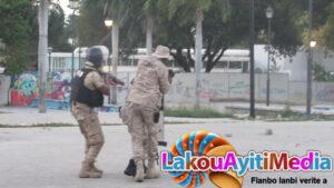 Haiti Police: Déploiement de la police au bicentenaire