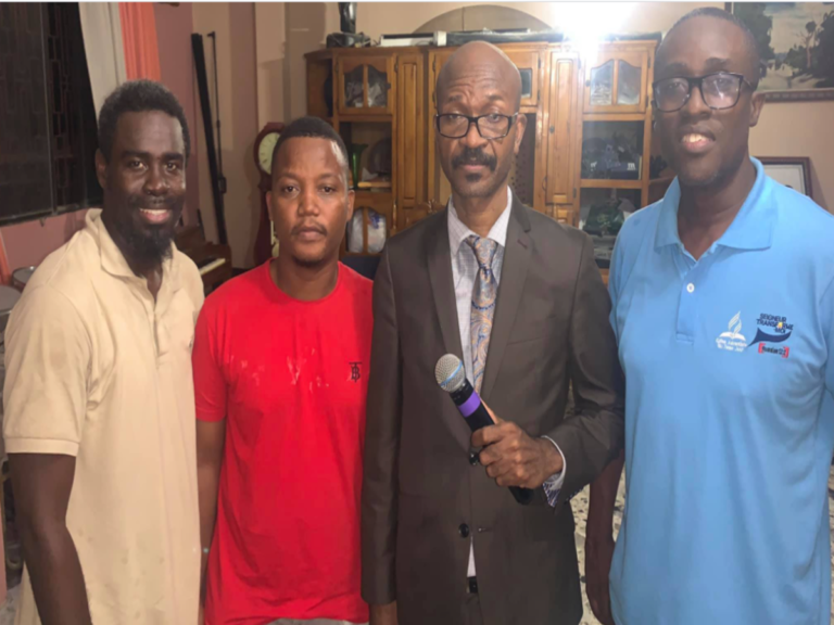Libération contre rançon des quatre membres de L'église adventiste Galaad de Diquini