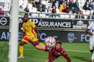 Football France D2: Nazon a marqué un triplé pour son 1er match avec QRM