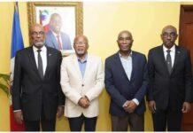 Haïti Gouvernance:10 des anciens Premiers Ministres Haïtiens se sont entretenus