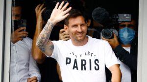 Les détails du nouveau contrat de Messi au PSG