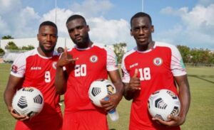 Haiti Football Sélection Nationale: Agression, Frustration, Abandon, Denonciation et ...